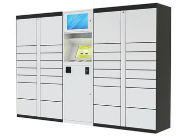 China University College Parcel Delivery Lockers Automated Logistic with Different Size Color factory