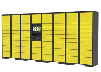 China 24 Hours Available Parcel Delivery Lockers with Advanced Network Intelligent Electronic Delivery factory