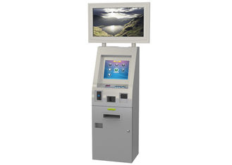 China Semi Outdoor Card Payment LCD Digital Signage with 42 inch Avdertising LCD Display factory