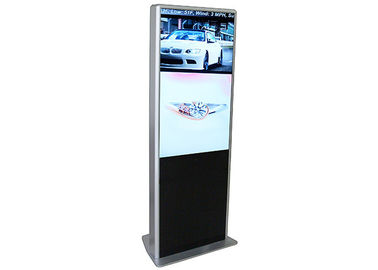 China Indoor Web Based Commercial LCD Display Panels Touch Screen for Video Image Formats factory