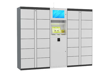 China Automated Steel Cabinet Secured Electronic Outdoor Parcel Locker System OEM factory