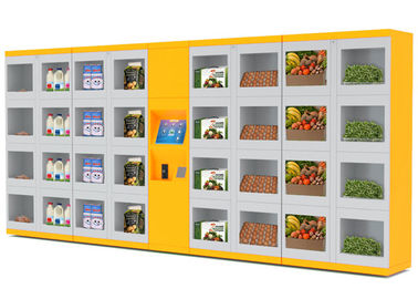 China Safety Equipment Vending Machine , Electronic Locker Systems Vending Machine Solutions factory