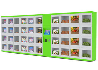 China Remote Control Snack / Beverage Vending Lockers For Safety Supplies factory