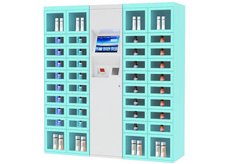 China Supply Pro Vending Lockers , Airport / Station / Amusement Vending Machines factory