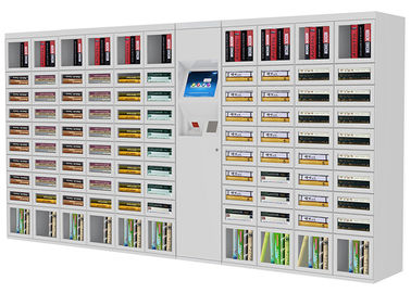 China Magazine / Book School Supply Vending Machine , Outdoor Safety Supply Vending Machines factory