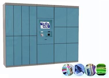 China Advanced English Multi Language Dry Cleaning Locker Systems For Indoor / Outdoor factory