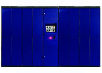 China CE Self Service Laundry Lockers , Digital Dry Cleaning Locker Systems Customized factory