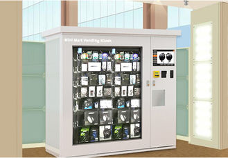 China Combo Food Vending Machine Customized Color For School / Train Station factory
