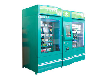 China Automatic Healthy Pharmacy Vending Machine for Chemists Shops/ Drugstores factory