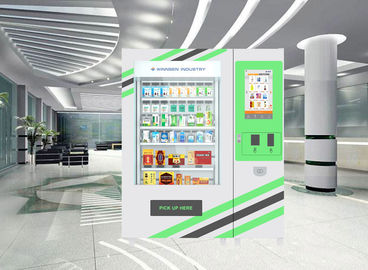 China Remote Control Elevator Vending Machine , Indoor Use Pharmaceutical Dispensing Machines factory