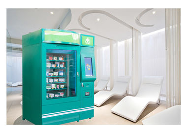 China Medicine Auto Pharmacy Vending Machine Touch Screen , Pharmaceutical Vending Machines factory