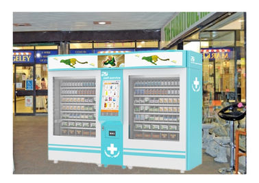 China Combo Medicine & Beverage Vending Machine For Pharmacy With Cloud Service factory