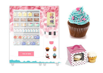 China Winnsen High Tech Food Vending Machine , Automatic Cupcake Vending Machine factory