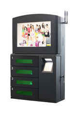 China Bars And Restaurants Cell Phone Lockers , Wall Mounted Cell Phone Charging Station factory