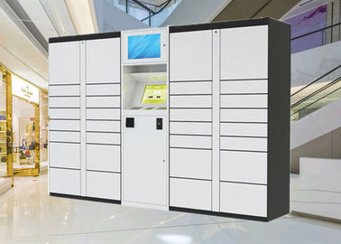 China Digital Smart Lockers Parcel Delivery Box For Staff Use, One Year Warranty factory