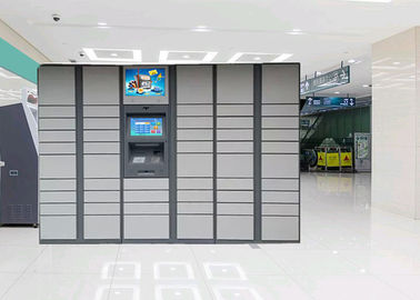China Automatic delivery parcel locker click and collect lockers for express service factory