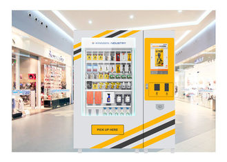 China Glass Glove Helmet Tool Micro Market Vending Machine For Employees , OEM / OEM factory