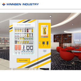 China Automatic Industrial Tool Vending Machine / Stand Alone Custom Vending Machine factory