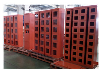 China Logo Brand Self Service Vending Lockers With Big Touch Screen , OEM / OEM factory