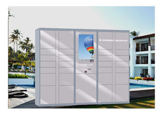 China Winnsen Intelligent Parcel Delivery Lockers For E - Commerce / Online Purchase factory