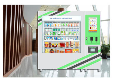 China Drugs Medicines Pharma Vending Machines Kiosk With Remote Control System factory