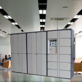 China Smart All Day Service Laundry Locker With Electronic Safe Locks And Payment Hardware factory