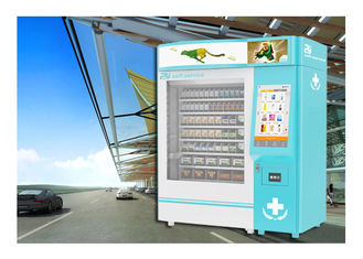 China Customize Winnsen Drug Medicine Pharmacy Vending Machines With QR Code Payment factory