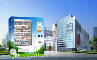 China Winnsen Pharmacy Vending Machine , Combo Snack Vending Machine 22 Inch Touch Screen factory