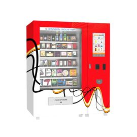 China Convenient Remote Control System Pharmacy Vending Machine With Income Report Function factory
