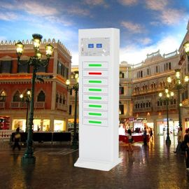 China Restaurant CellPhone USB Phone Charging Station Kiosk High Technology Design factory