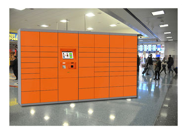 China Bus Station Airport Rental Baggage Locker Phone Number Accessed Different Size factory