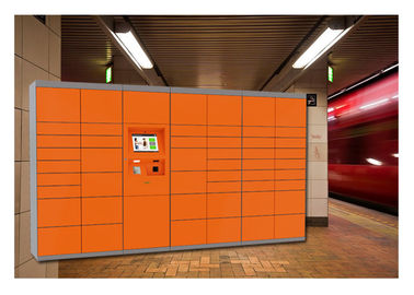 China Customized Public Digital Smart Rental Lockers Storage Luggage With RFID Cards factory