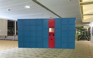 China Smart Parcel Delivery Lockers With Security Camera And Remote Control Free Use factory