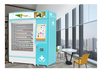 China Winnsen Pharmacy Vending Machines For Medicines And Drug With Remote Control Management System factory