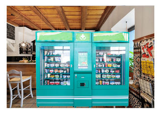 China Custom Hi - Tech Remote Control System Pharmacy Vending Machine with Touch Screen and Coolant System factory