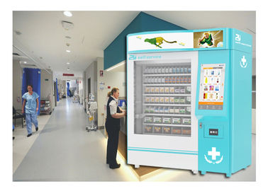 China 24 Hours Pharmaceuticals Medicine Drug Vending Machine , Pharma Vending Machines factory