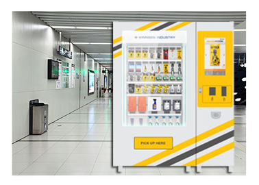 China Workshop Electronic Product Tool Vending Machine With RFID Card And Remote Control System factory