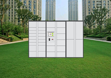 China Outdoor Electronic Parcel Delivery Lockers Digital Parcel Boxes Parcel Deposit Box factory