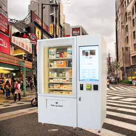 China Self Smart Mini Mart Vending Machine , Supermarket Small Vending Machine factory