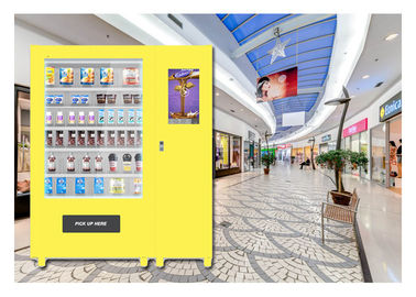 China Park Supermarket Food Vending Machine Customize Biscuits Snack Vending Machine factory