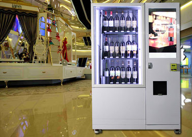 China High End Elevator Wine Vending Machine , Drink Vending Machine With Remote Control System factory