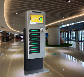 China Free Standing Money Making Phone Charging Lockers Solar Panel For Charging Cell Phone factory