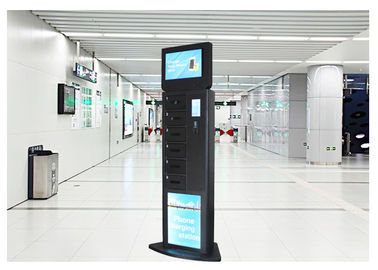 China Hotel Smartphone Charging Station , Wireless Charging Station For Multiple Devices factory
