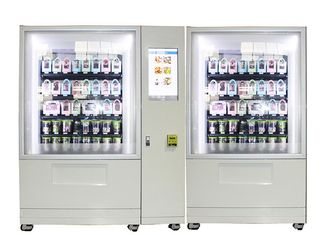 China CE Mini Mart Vending Machine , Retial Kiosk Solutions for Selling Different Package Size Goods factory