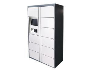 China Electronic Smart Pin Code Airport Luggage Storage Locker with Card Payment factory