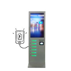 Restaurant Cell Phone Charging Stations Locker Kiosk Vending Machine