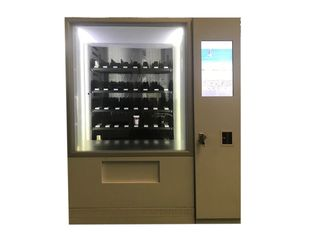 China Beauty Products Custom Vending Machines with 22 Inch Touch Screen Display factory