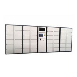 China Automatic Delivery Parcel Dropoff Locker Click and Collect Lockers for Express Service factory