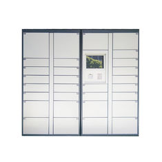 China Electronic Mailbox Delivery Locker For Post Service , Automated Parcel Lockers factory