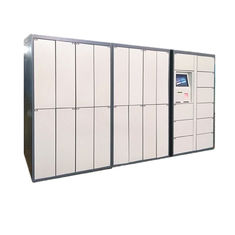 China Dry Clean Laundry Room Lockers Cabinet For Automated Dry Cleaning Business with Order Tracking System factory